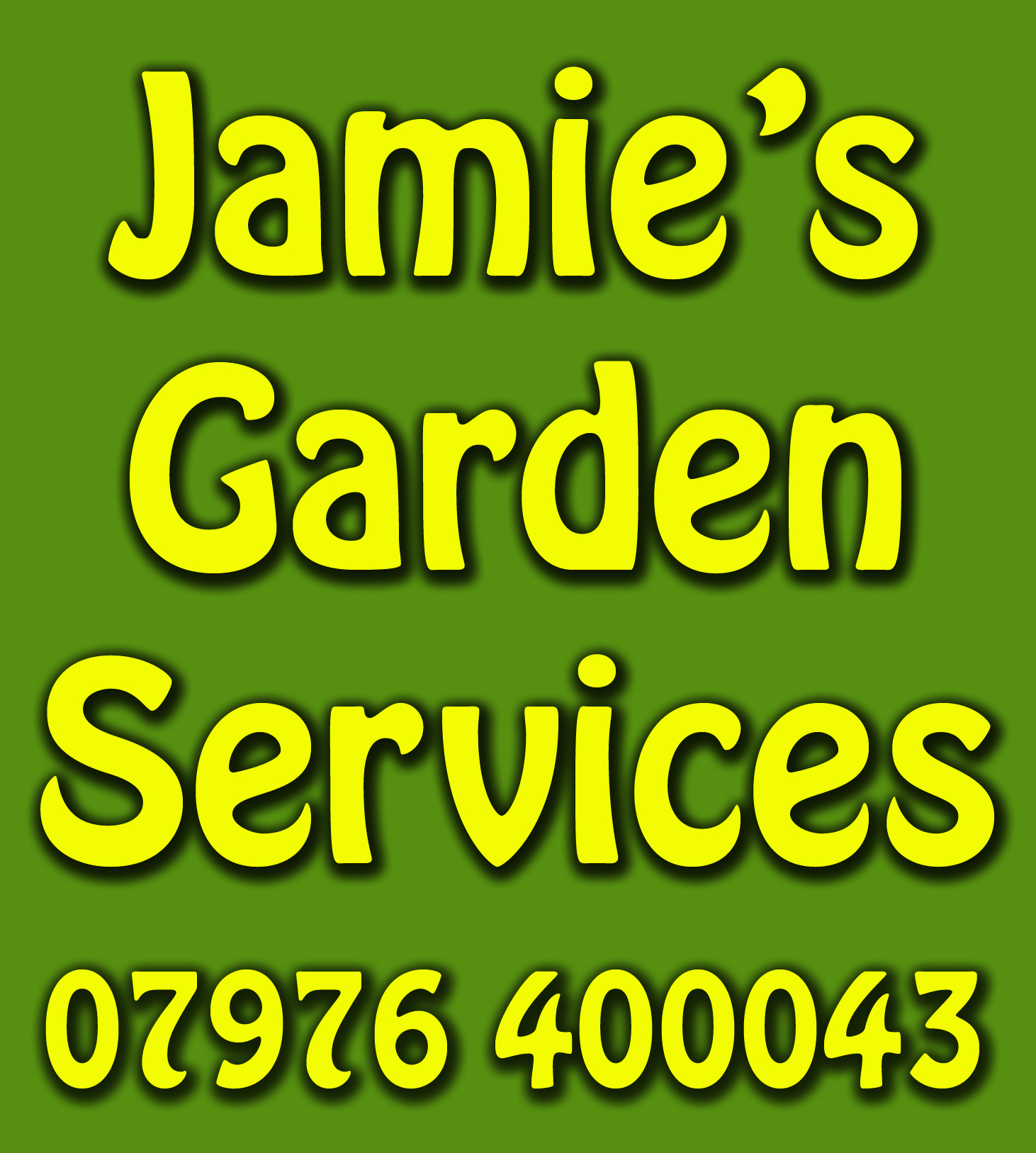 Jamie's Garden Services for Grounds Maintenance & Tree Services