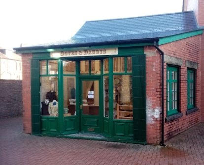 Doves and Dandys Shop and Workshop