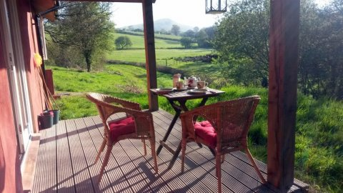 Wales, holidays, glamping, alternative, peace and quiet
